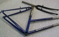 Gary Fisher bike frame